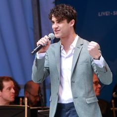 Why Cabaret Was a Game-Changer for Darren Criss