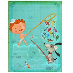 . Alistar - professional children's illustrator, view portfolio