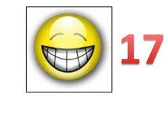 Emoc. 17 aparear emociones con emoticones mabel freixes fonoaudióloga