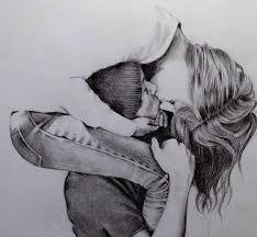 """Résultat de recherche d'images pour """"dessin fille amour"""""""