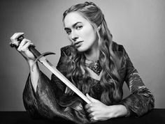 Gorgeous New 'Game Of Thrones' Portraits Of Peter Dinklage, Lena Headey And More (PHOTOS)