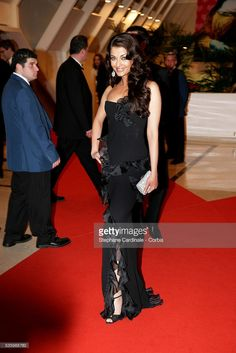 Aishwarya Rai at the Opening Dinner of the 59th Cannes Film Festival.