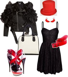 Devil in Disguise, created by mycrazystyle on Polyvore