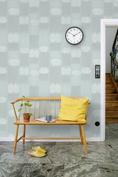 Drömstigen grey is a simple, line-drawn graphic pattern taken from a book cover. pattern with a hint of shimmer. Here in soft grey with a contemporary look that brings walls to life when light reflects off the pattern. Wallpaper Size, Wallpaper Online, Flower Wallpaper, Decorating Supplies, Pip Studio, Ceiling Height, Graphic Patterns, Designers Guild, Toile