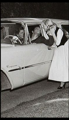 """""""Elvis, with Lizabeth Scott and Dolores Hart """""""