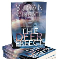 Get my four-time award-winning novel, THE DEER EFFECT for Free!   Simply, head over to my Free Books page and snag the PDF download. It's that easy. :)  http://www.susanwingate.com/free-books/