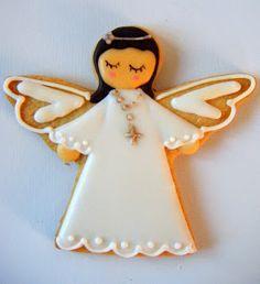 Petite Patisserie: Angelitos para comunión