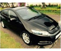 Honda Insight Hybrid 2010 Black Color For Sale In Islamabad