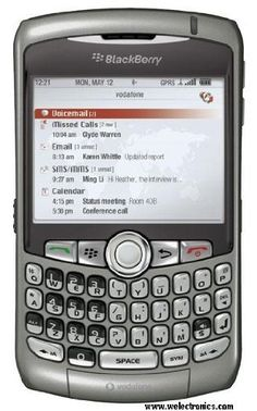 Blackberry Curve 8520 User Manual Pdf