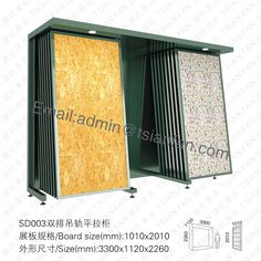 Granite Stone display racks-SD003