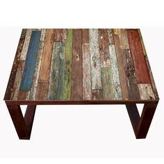 Wooden Bar Table, Top Colour, Color, Pallets, Family Room, Fancy, Furniture, Design, Home Decor