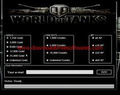 World of Tanks Hack 2014 Free Download
