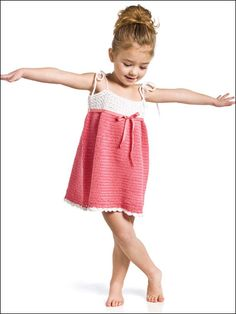 Keep your toddler cool this summer in this adorable sundress.