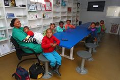 A medical clinic consisting of several converted shipping containers. Includes offices and a kids corner. Container conversion by Topshell Containers, South Africa. Storage Container Homes, Container Design, Storage Containers, Converted Shipping Containers, Container Conversions, Containers For Sale, Kids Corner, Human Anatomy, Built In Storage