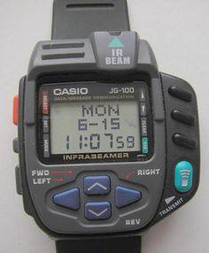 Casio JG-100 Module 1268 Released 1995