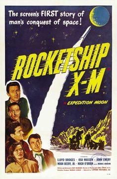 Rocketship X-M......1950.....with Lloyd Bridges