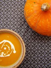 S vášní pro jídlo: Dýňová polévka podle Dity P.