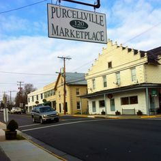 Purcellville Marketplace, full of antiques and goodies, just a 5 minute drive from PHC.