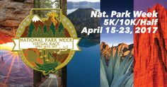 Check out this Virtual Race that supports our National Parks! Earn a medal and shirt (your choice of tech or cotton) when you participate in National Park Week 5K, 10K or Half. Register online, run your race, then submit your time to receive this beautiful medal. 50% of race proceeds go to the National Park Foundation. You can add a keepsake personalized bib for $5. #VirtualRace #NPS #NationalParks #5K #10K #Half #Run #NationalParkVirtualRace #ThisOldRunner #RunStPete #BibChat