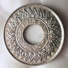 As always, the coin pictured is the coin you will receive. Hard to Find Excellent Coin! HIGH GRADE - RARE TYPE. | eBay! Coin Design, Silver Coins, Exotic, Thailand, Personalized Items, Type, Ebay, Silver Quarters