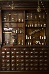 Herbal Medicine Chest Class - Wednesday, January at Apothecary Decor, Apothecary Cabinet, Cabinet Styles, Cool Lighting, Kitchen Styling, Future House, Sweet Home, Woodworking, House Design