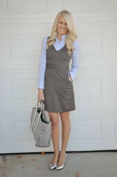 Like the dress with Oxford