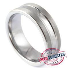 Calibre #Tungsten #Carbide #Rings for #men