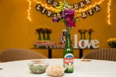 Chá Bar DIY da Lívia e do Rafa   Blog de Casamento DIY da Maria Fernanda