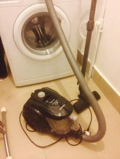 Washing Machine   Vacuum