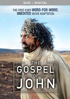Share us with your friends and receive a $5 promo code good on your next DVD purchase.  Gospel of John (2015) - DVD #christiancinema