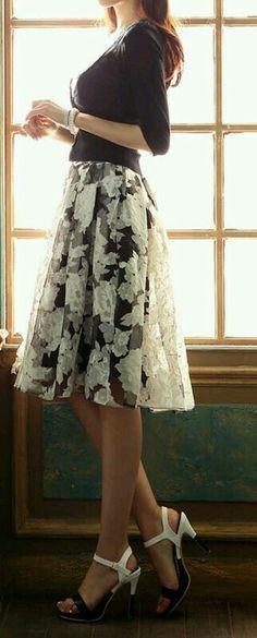 Bem vestida,clássica-elegante