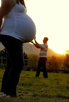 Photo shoot pregnancy