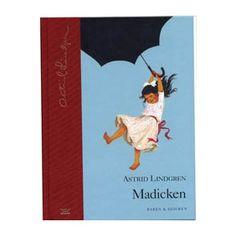 Favourite kids books: Madicken - Astrid Lindgren Big Books, Good Books, Old Best Friends, Kids Book Series, Pippi Longstocking, Movies Worth Watching, Children Books, Music Tv, Bookbinding