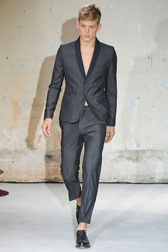 Christian LaCroix keeps summer 2012 sexy.
