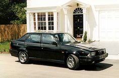 My previous Alfa Romeo 75 QV. Last MOT'ed 2010. Where is she now?