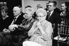 Ceremony candids #grandma #ceremonycandid #blacksndwhite #soexcited #wedding