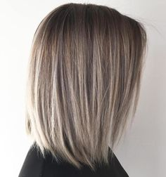 18 Amazing Ideas for Long Bob Haircuts ★ Long Bob Hairstyles with Natural Colo. - 18 Amazing Ideas for Long Bob Haircuts ★ Long Bob Hairstyles with Natural Colors Picture 6 ★ Se - Haircuts For Fine Hair, Long Bob Hairstyles, Amazing Hairstyles, Hairstyles 2016, Summer Haircuts, 1940s Hairstyles, 2018 Haircuts, Woman Hairstyles, Casual Hairstyles