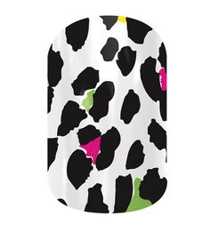 """Jamberry Nail Shields, Nail Wraps - Buy Jamberry Nails  """"Man, that was a swinging party!"""" -Baloo This choice is inspired by Disney's Jungle Book for my dream spring break board! Vacation is a great time to let your wild side out! ; )"""