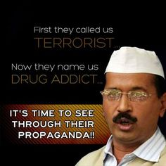 """The truth is out - only 1.27 per cent of the tested 3.75 lakh youth have been tested positive for drug abuse as per Punjab Police recruitment tests. So Punjab youth is not a drug addict and it is time for Arvind Kejriwal, Captain Amarinder Singh and Rahul Gandhi to tender an honest and unconditional apology to the people of Punjab and its youth for conducting a dangerous image distortion fraud against them by branding the children of the land of the Gurus as """"a generation of drug addicts""""."""