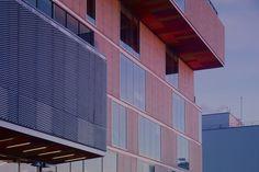Wonk Architectes, Julien Lanoo · IF SANTE · Divisare