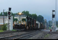 RailPictures.Net Photo: NS 8099 Norfolk Southern GE ES44AC at Rockwood, Tennessee by Peyton Gupton