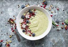 For the first in her series of guest blogs, food stylistextraordinaire The Little Plantation shows us how to whip up a mean green pistachio smoothie. If you'rea fan of instagram food porn pics (and let's be honest, who isn't), chances are you'll have stumbled across Kimberly's beautifully shot culinary creations. We knew she had exceptional …