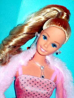 1981 Pink and Pretty Barbie. I had many, but she was my favorite.#Repin By:Pinterest++ for iPad#
