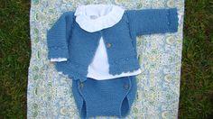 tutorial puntomoderno.com, jersey de bebé tejido a dos agujas, knit also english pattern