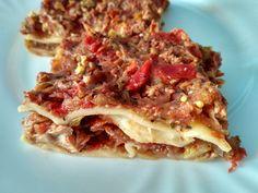 Cuketové lasagne so zeleninou Healthy Recipes, Ethnic Recipes, Fit, Lasagna, Shape, Healthy Food Recipes, Healthy Eating Recipes, Healthy Diet Recipes, Healthy Cooking Recipes