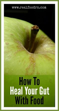 How To Heal Your Gut With Food. What foods to eat to heal your gut, plus some recipes and a gut-healing course