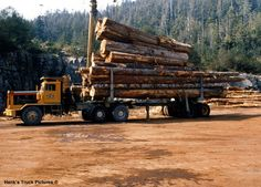 Hayes Logging Truck Pictures