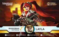 Kombinasi Build Layla Tersakit 2021 Top Global untuk marksman tersakit satu ini Game Mobile, Mobile Legends, Savage, Building, Movie Posters, Movies, Top, Films, Buildings