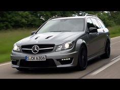 2014 Mercedes-Benz C63 AMG Edition 507 Wagon! The Modern Hammer Wagon? -...