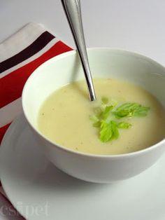 Szárzeller krémleves Ital, Soups, Soup